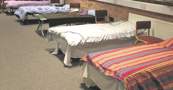 Faiths In Leicester Join Up To Provide Shelter