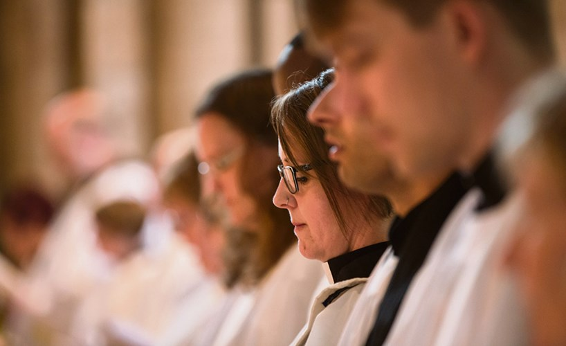 Petertide Ordinations