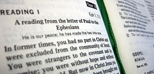 Sunday's readings - Church Times