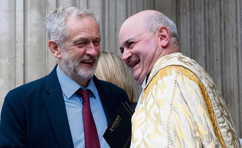 Welcome as Corbyn stirs things up