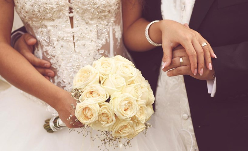 Modern-day miracle' as wedding follows prayer