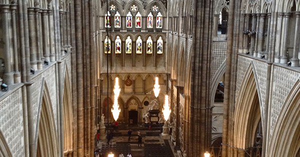 Work Starts On Westminster Abbey S Secret Space