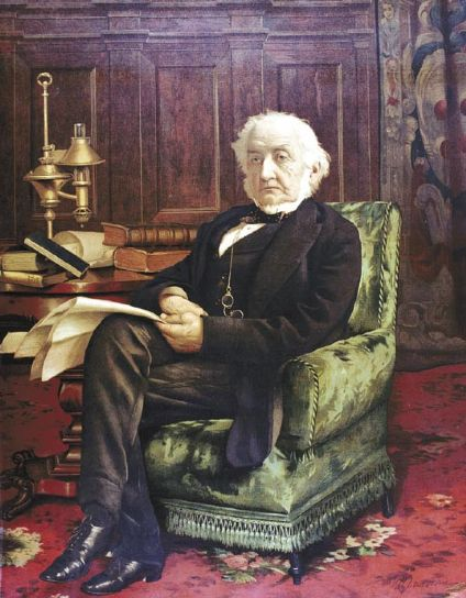 God and Politics Gladstone