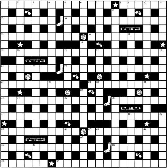 Drama prizes crossword clue