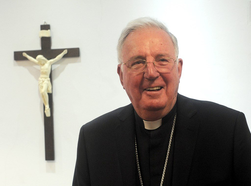 Cardinal Cormac Murphy-O'Connor dies of cancer at 85