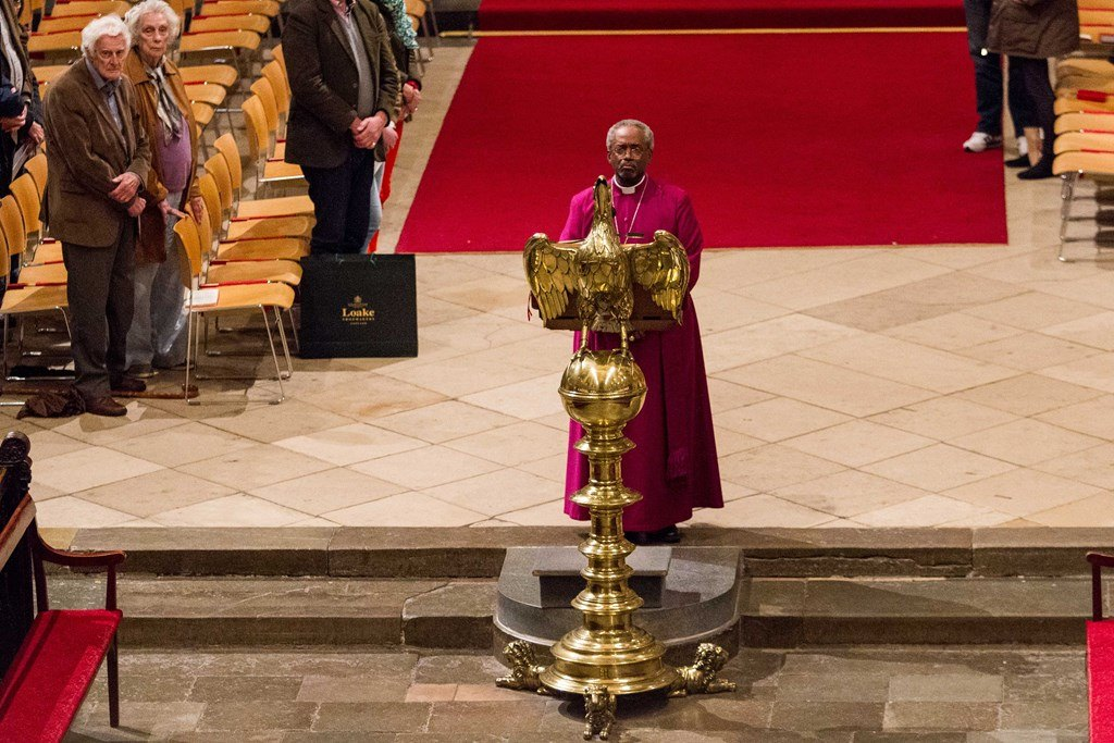 Welby 'sad' to discipline Scottish Episcopal Church