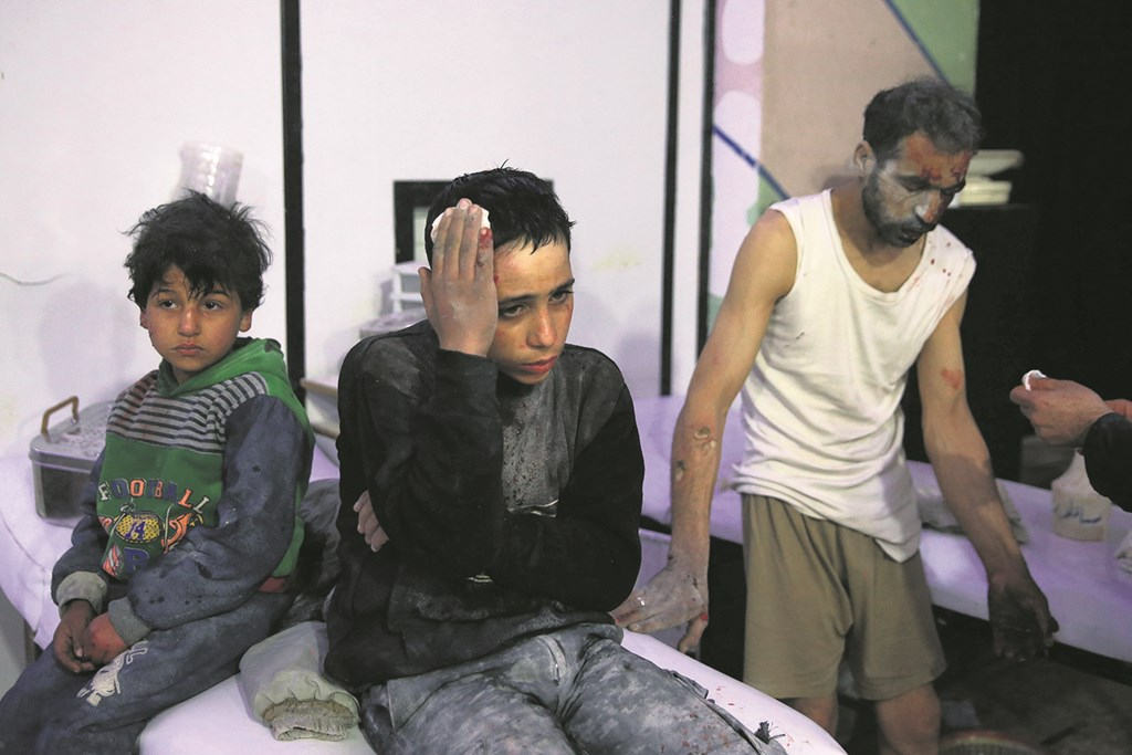 Pauses in Syria fighting not enough
