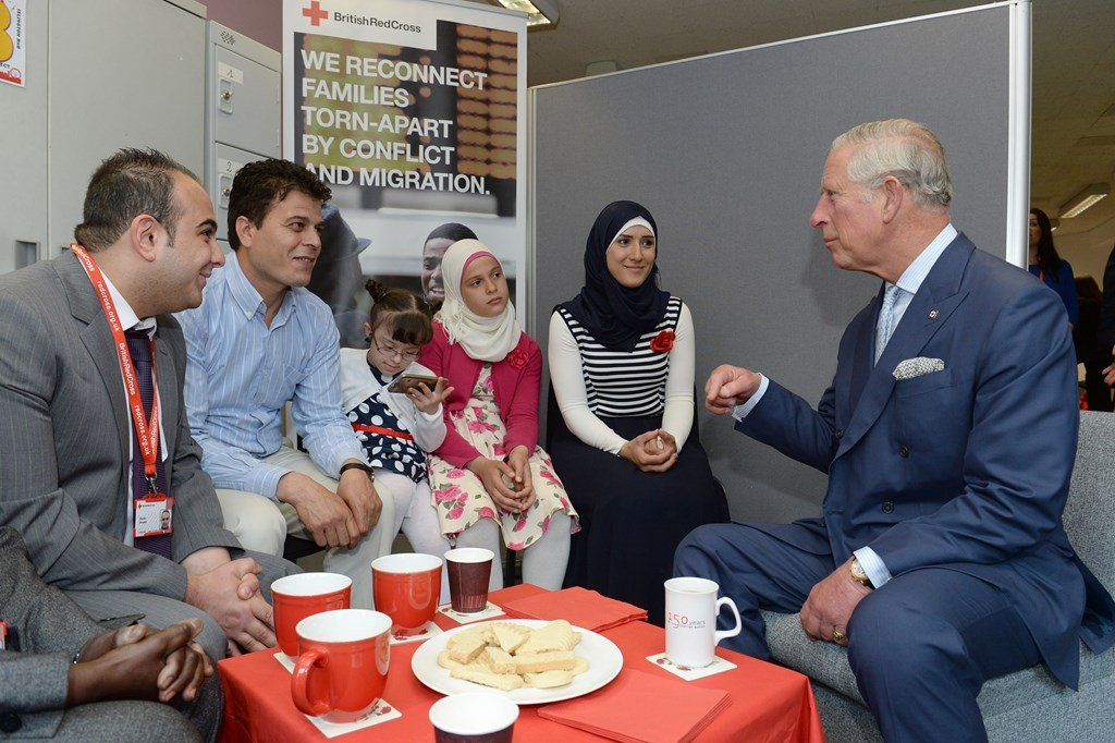 Prince Charles delivers Easter message