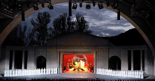 Countdown begins toworld's 'oldest and largest' Passion play, held everydecade in Germany
