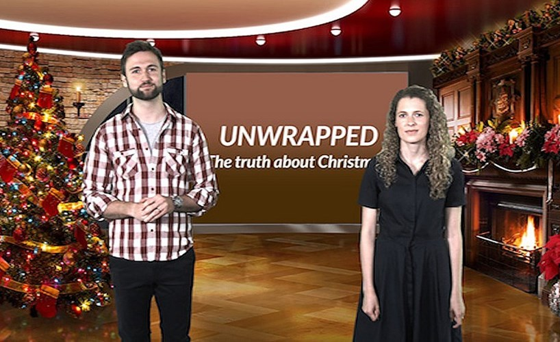 a video series created for this advent by the christian charity focus is to explore common challenges to and popular misunderstandings of