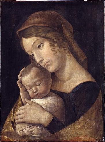 Gia mantegna dating history