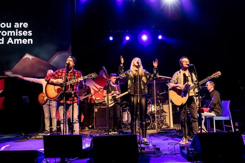 Where next for contemporary worship music?