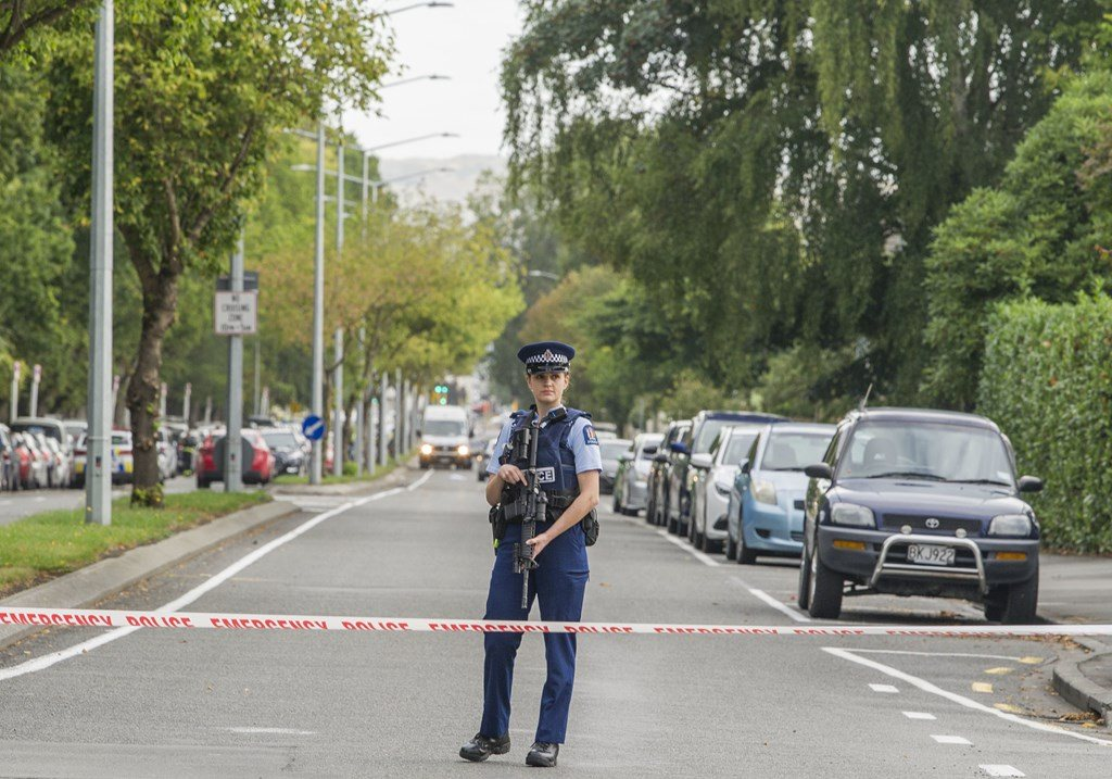 World reacts with disgust at New Zealand mosque attacks