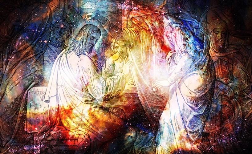 Heaven scent — biblical smells