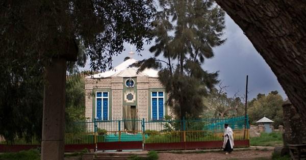 Massacre 'of 750' reported in Aksum church complex, Tigray, Ethiopia